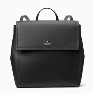 *Kate Spade Backpack Somerville Road Megyn Black